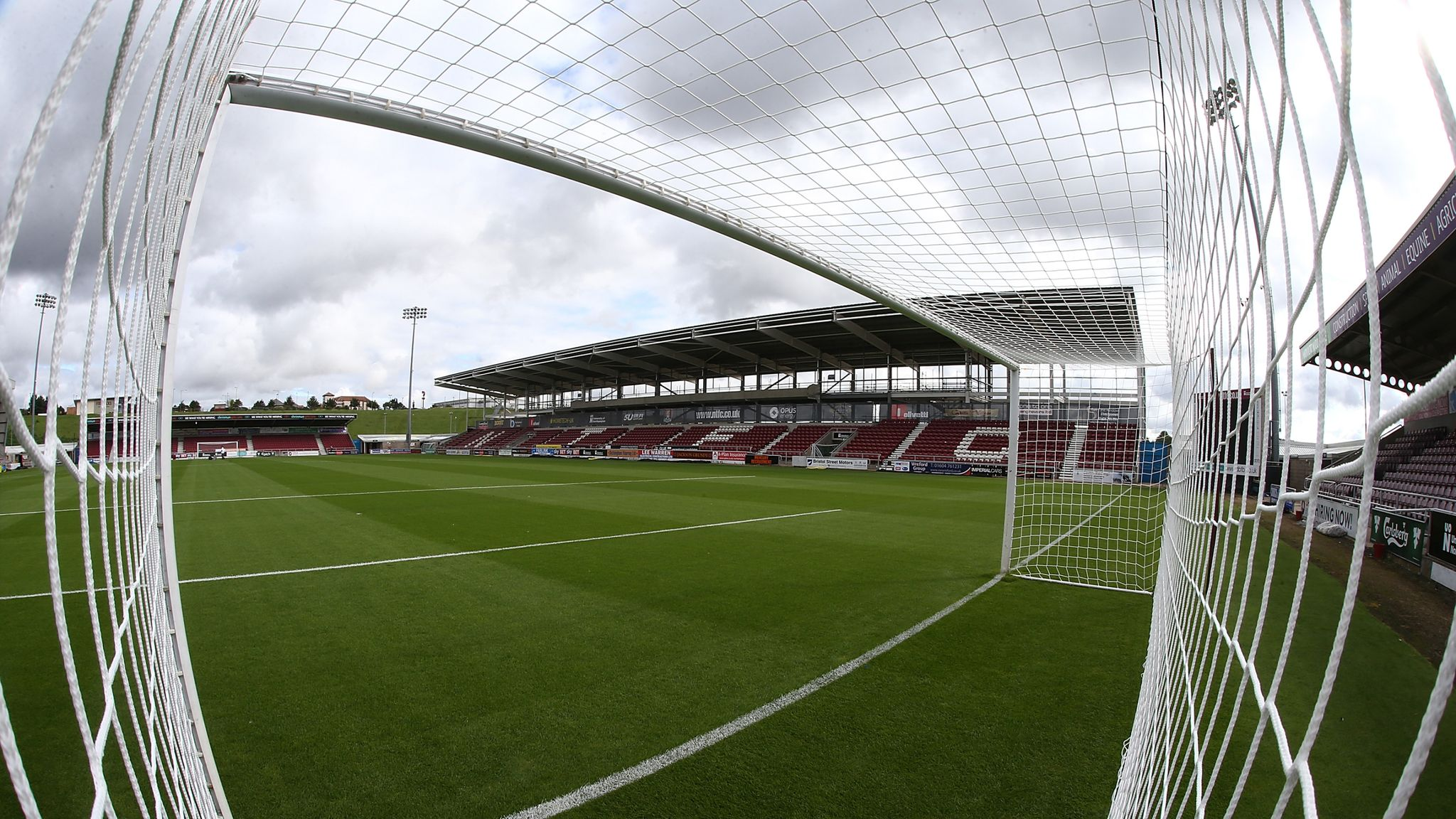 Police investigate allegations of racist chanting during Northampton vs Salford City
