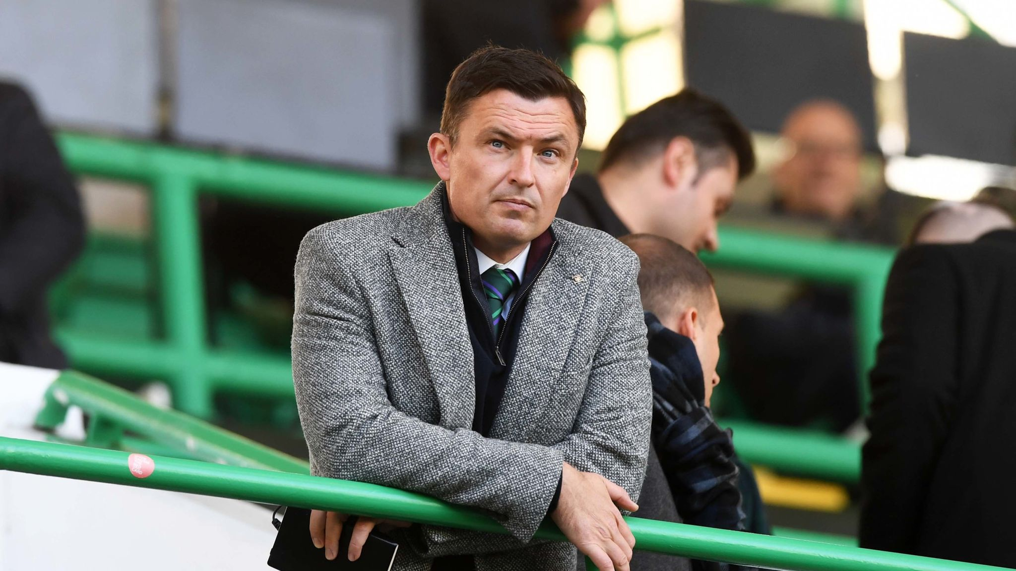 John Kennedy staying at Celtic, despite Hibernian manager link