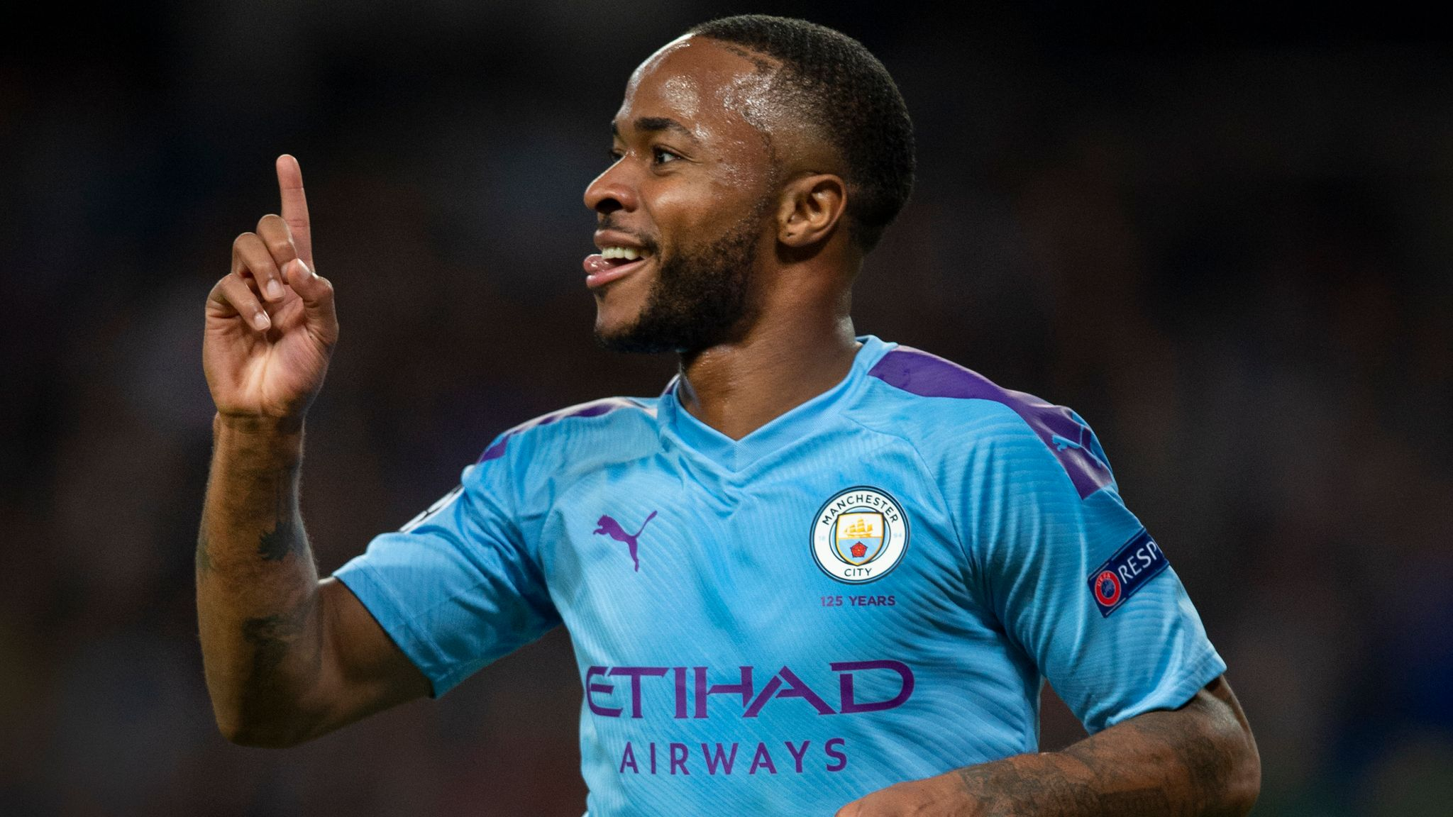 Raheem Sterling: Manchester City boss Pep Guardiola praises 'extraordinary' display