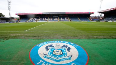 fifa live scores - Rochdale's stadium sealed off after 'suspicious package' reports