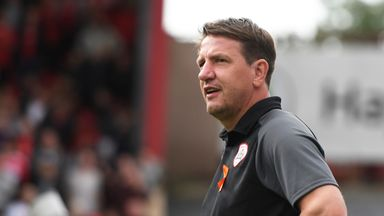 fifa live scores - Barnsley manager Daniel Stendel leaves club
