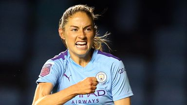 Women's Champions League: Man City held