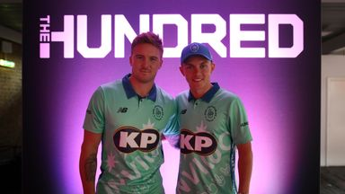 Roy and Sam Curran will link up at Oval Invincibles