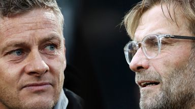 fifa live scores - Jurgen Klopp: Liverpool boss questions Manchester United's 'strange' tactics
