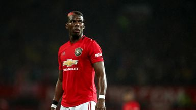 fifa live scores - Paul Pogba reveals Manchester United return timeline from ankle injury