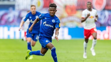 fifa live scores - Ex-Manchester City winger Rabbi Matondo aims to emulate Jadon Sancho in Bundesliga