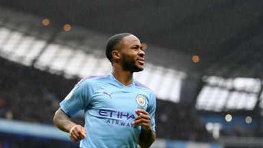 fifa live scores - Raheem Sterling leads the way for Manchester City against Aston Villa