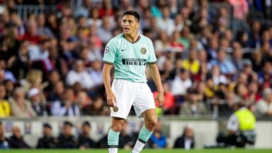 Sanchez will be sidelined until the New Year after sustaining an ankle injury while on international duty