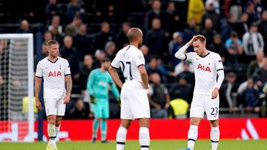 Tottenham Bayern Sky