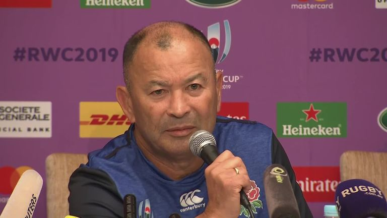 Eddie Jones says Mako Vunipola and Jack Nowell are fit enough to make a 'significant contribution' against Argentina