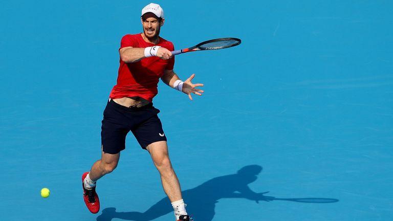 Andy Murray beats Matteo Berrettini at China Open