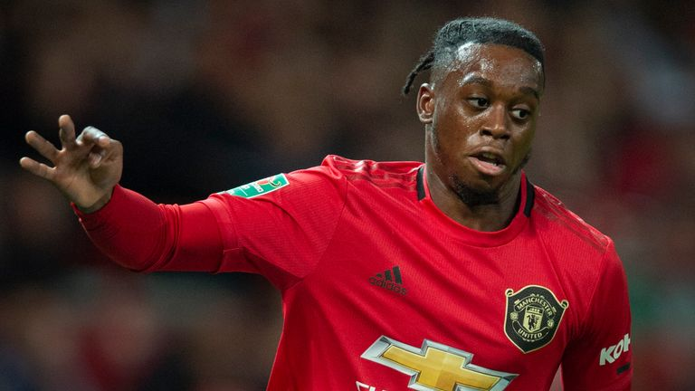 Aaron Wan-Bissaka arrived in the summer