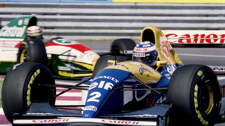 Alain Prost dominated the 1993 Formula One season, and then retired