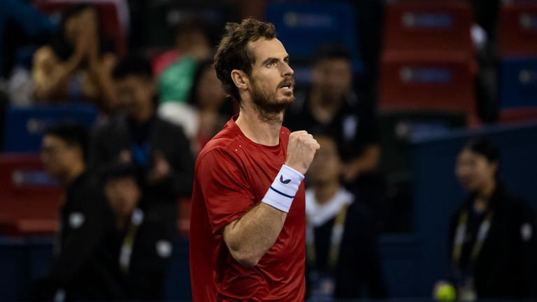Murray will have a protected ranking of No 2 at Melbourne Park where he has finished runner-up five times