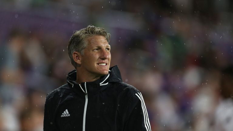 Bastian Schweinsteiger will end his playing career with Chicago Fire