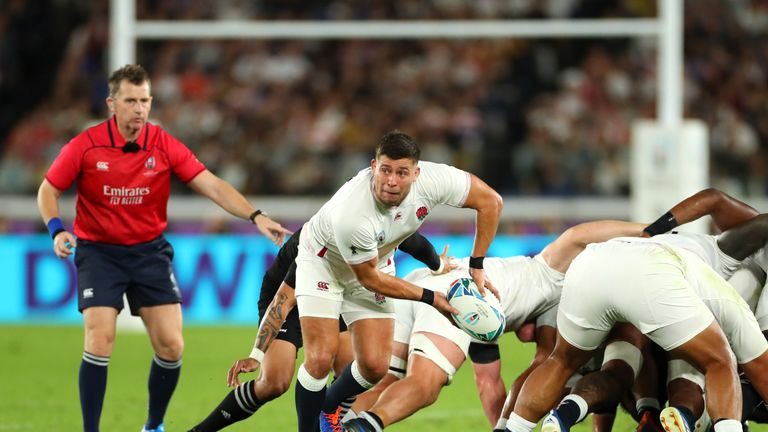 Ben Youngs produced a superb perfomance