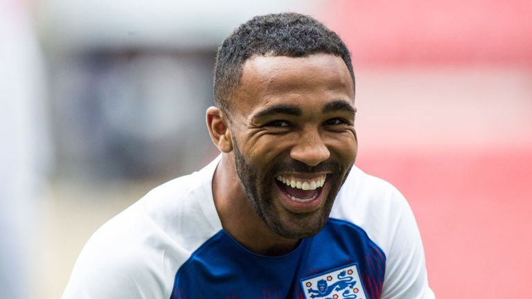 Callum Wilson has won three caps for England since his making his debut in 2018