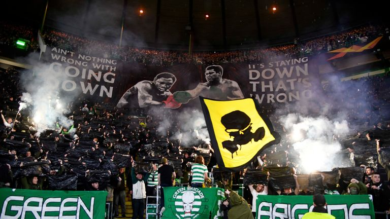 Celtic have been charged by UEFA after fans set off pyrotechnics during the Europa League win over Cluj