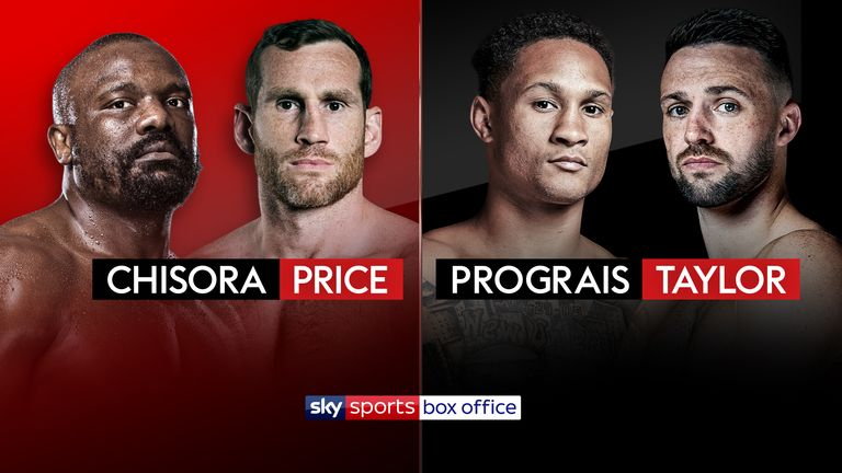 There are a variety of ways to watch the Sky Sports Box Office event