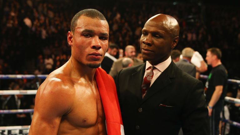 Chris Eubank Jr will return in his first fight since James DeGale win