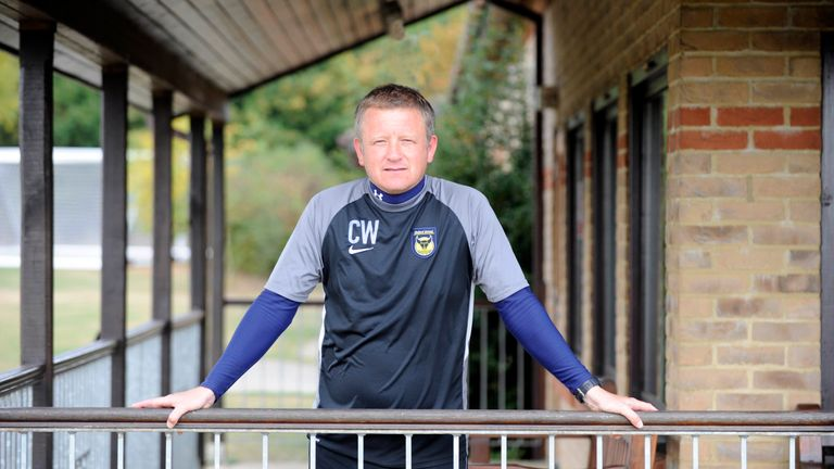 Wilder guided Oxford United to promotion back into the Football League