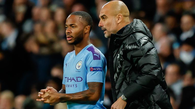 Sterling has developed into one of the world's best players under Pep Guardiola