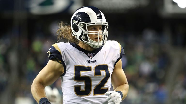 Clay Matthews was fined for criticising the ref at a recent game