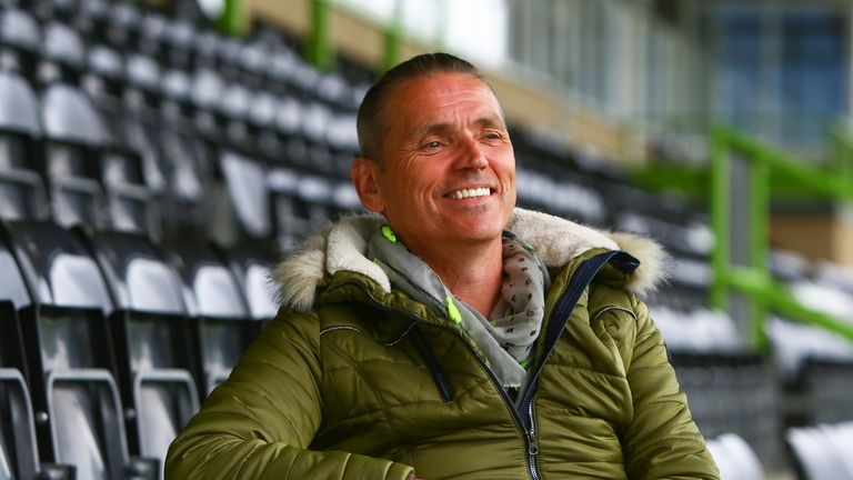 Forest Green Rovers chairman Dale Vince: 'I think it will be a really big deal for fans.'
