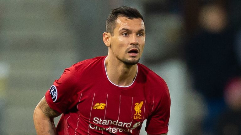 Could Dejan Lovren be on his way out of Liverpool in the new year?