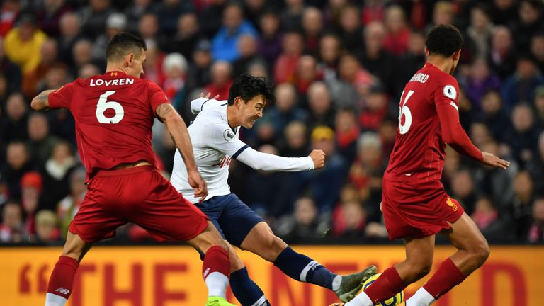 Dejan Lovren found life tough despite Tottenham's lack of opportunities