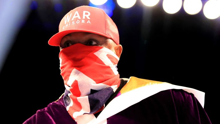 Derek Chisora battles David Price on the Regis Prograis-Josh Taylor bill