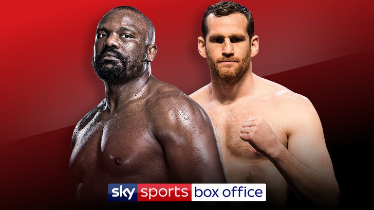 Derek Chisora's big domestic clash with David Price is on a bumper O2 bill