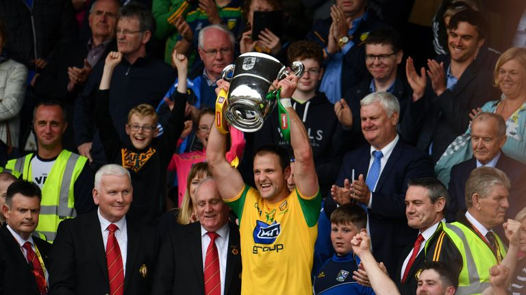 Donegal retained the Anglo-Celt Cup in 2019
