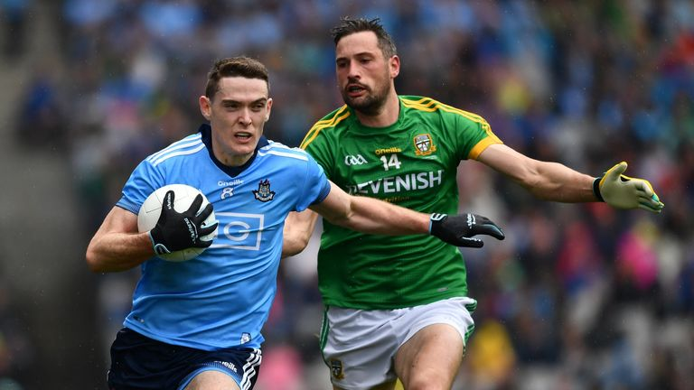 Dublin beat Meath in last year's decider