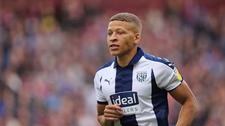 Gayle scored 24 goals while on loan for West Brom last season