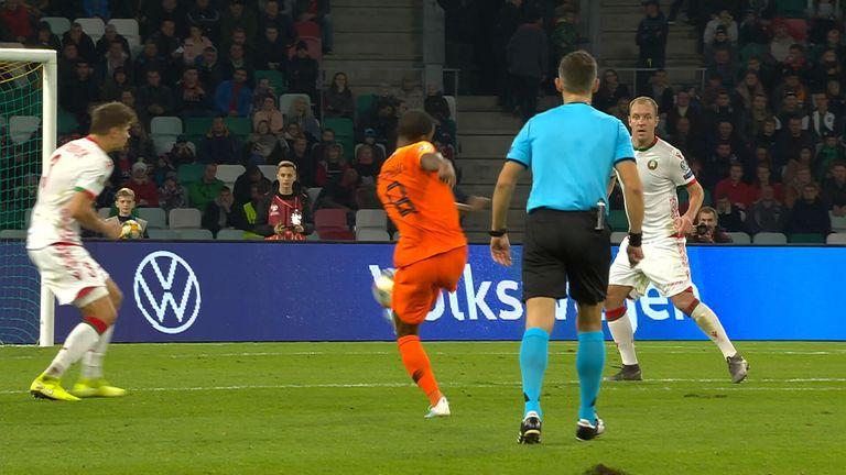 Wijnaldum's second goal was especially impressive