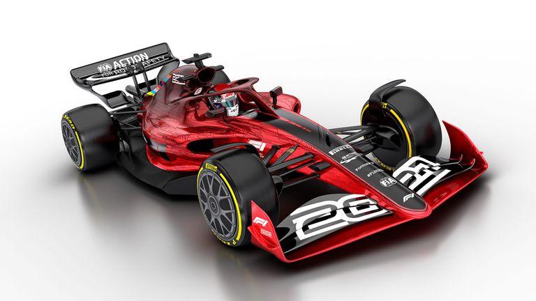 Formula 1 reveals 2021 auto  and regulations