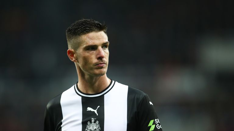 Defender Fabian Schar is facing a longer absence after suffering a knee injury