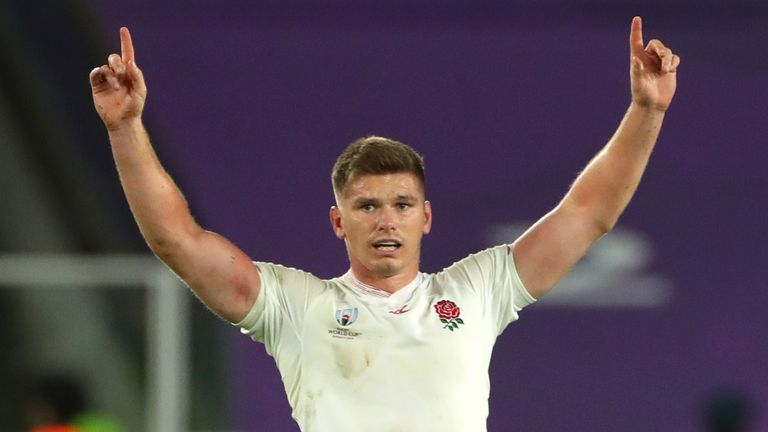 Owen Farrell and co put in one of the great Rugby World Cup performances to beat the All Blacks and book a final place