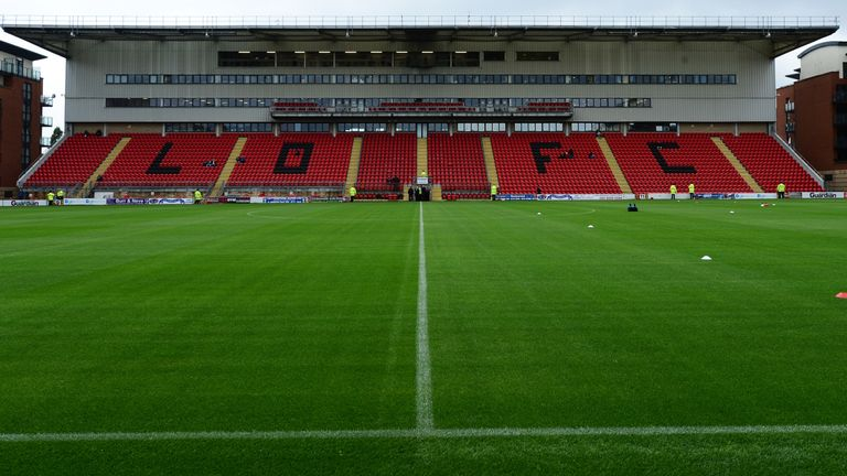 Leyton Orient have been fined