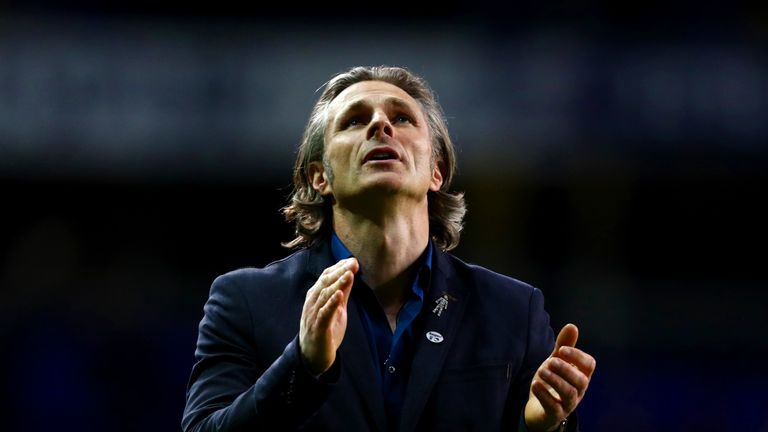 Gareth Ainsworth agreed with Joey Barton and Gary Neville on The Football Show