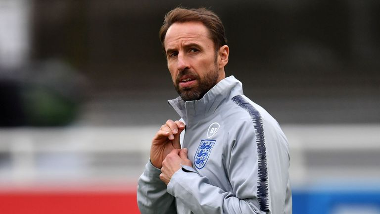 Gareth Southgate's England qualified automatically for Euro 2020 and will be one of the six top seeds