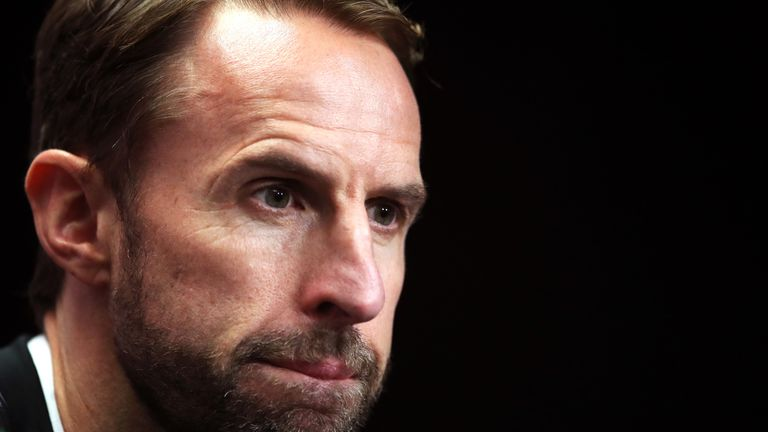 Southgate warns Maddison about casino incident during England's defeat