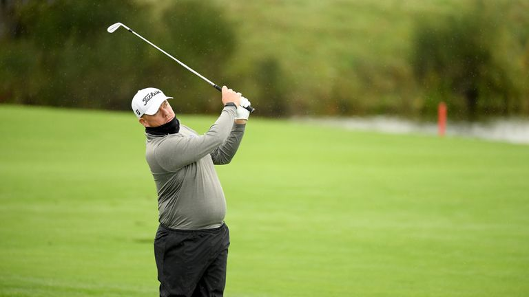 George Coetzee is a four-time winner on the European Tour