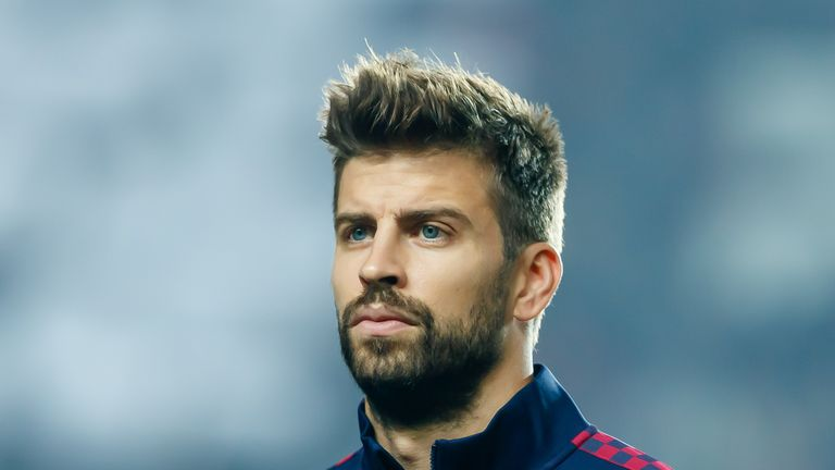 Gerard Pique is keen to expand to Davis Cup to two weeks