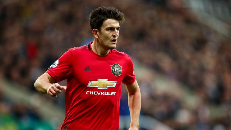 Manchester United identify £80m-rated defender as long-term Harry Maguire partner