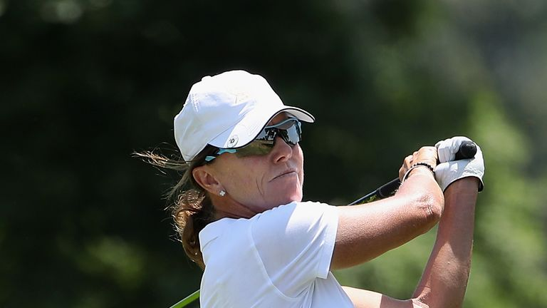 Senior LPGA golfer Lee Ann Walker penalized 58 strokes for infraction