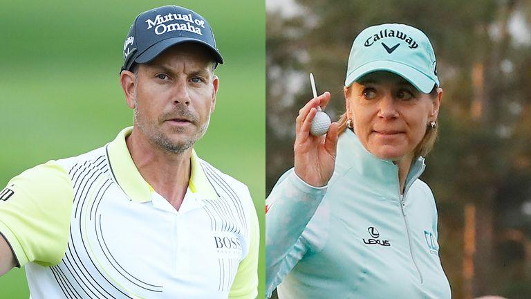 Henrik Stenson and Annika Sorenstam will be co-hosts of the new tournament