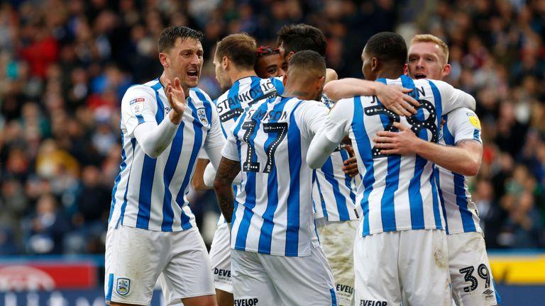 Huddersfield 3-0 Hull: Danny Cowley's side earn back-to-back wins