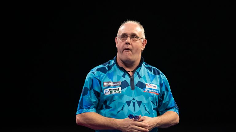 Ian White is still yet to reach a major televised semi-final in the PDC